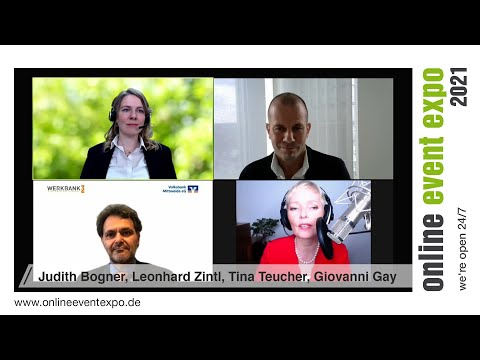 Expertentalk Sustainable finance - online event expo 2021