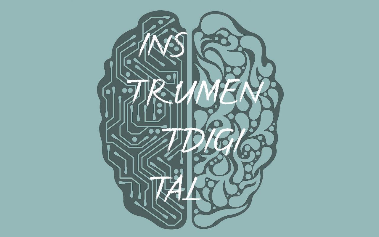 Spiel Mir Das Nachhaltige Instrument Digitalisierung!, Instrument Digital, Gehirn, Tina Teucher