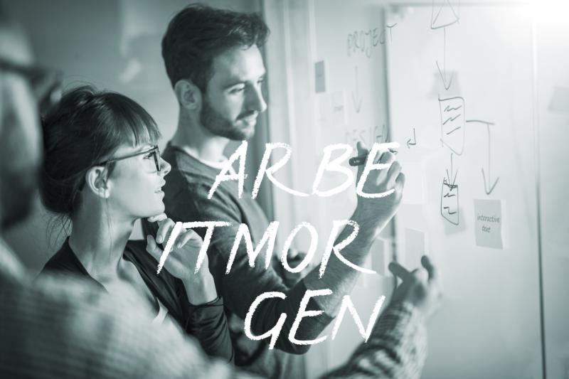 Arbeit Morgen Ist New Work Mehr Als Bunte Bueros? B.A.U.M.-Jahrestagung 2019 Moderation Tina Teucher, Otto, Ecosia, Digitalisierung