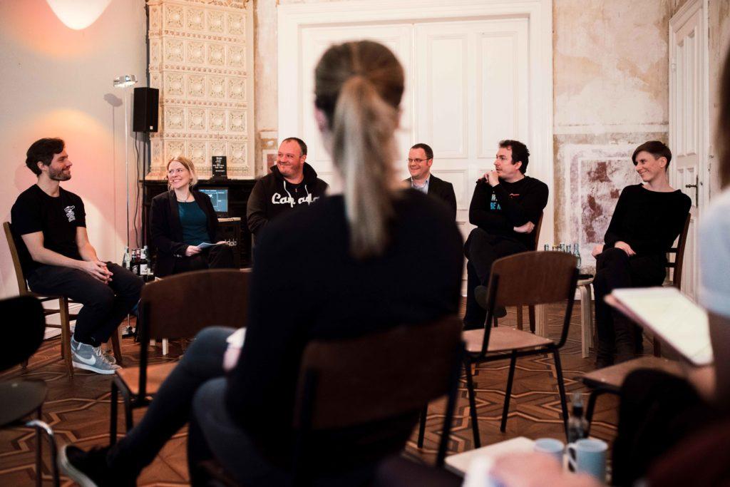 Bjoern Knoop, Tina Teucher, Hans-Peter Kastner, Dr. Thomas Fischer, Jannes Vahl, Dr. Katharina Beyerl Eine Bewegung geht den Mehrweg Trink aus Glas fritz kola