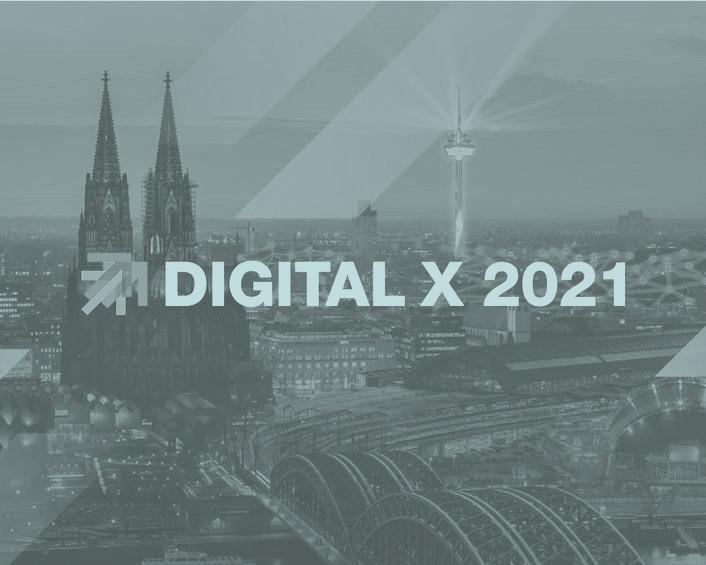 Konferenz Digital X 2021, Tina Teucher Keynote