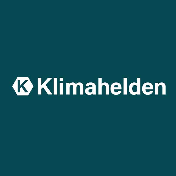 Logo Klimahelden online event expo 9.3.21 100% kompensiert