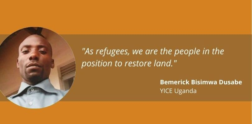 Roundtables: Refugee and Restoration Camps, Bemerick Bisimwa Dusabe