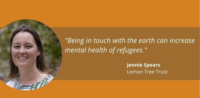 Roundtables: Refugee and Restoration Camps, Jennie Spears