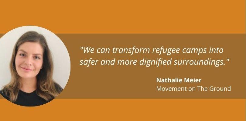 Roundtables: Refugee and Restoration Camps, Nathalie Meier