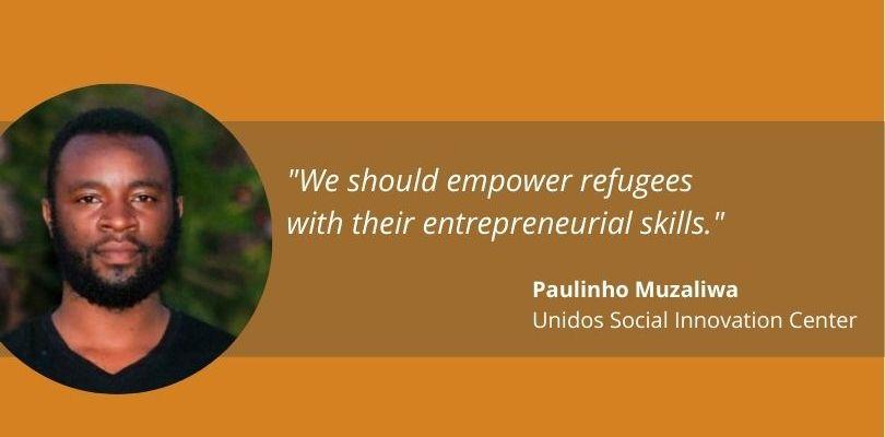 Roundtables: Refugee and Restoration Camps, Paulinho Muzaliwa